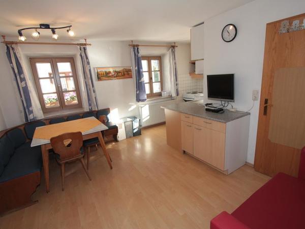 Stanzl Haus Apartment Kaltenbach Küche
