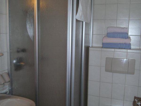 Gästehaus Rieser-Ried im Zillertal-Zimmer-Dusche