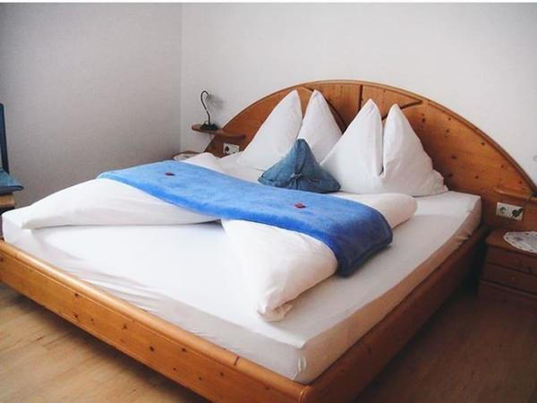 Schlafzimmer Schrofenmühle