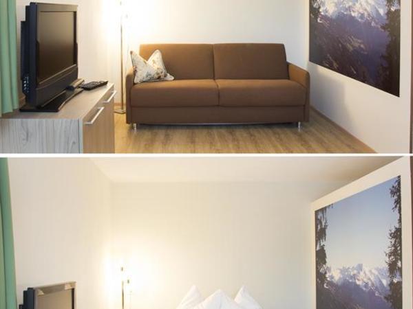 Apart Bergwärts Fügen - Wohnschlafzimmer