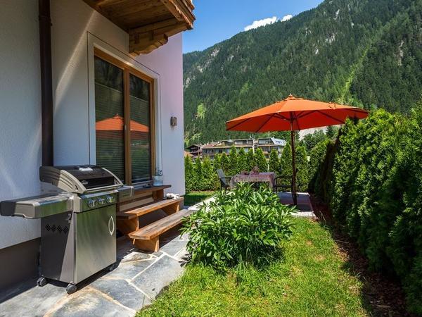 Alpen Appartement Hochmuth Garten