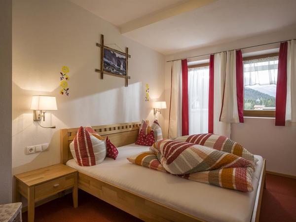 Schlafzimmer Seespitzblick
