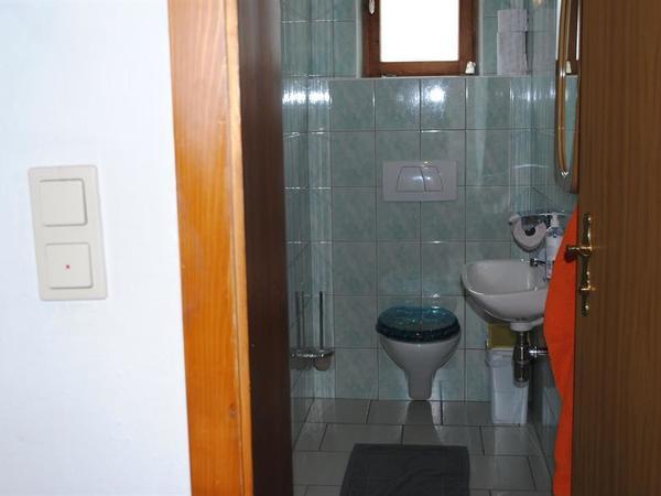 Fewo Terrasse WC separat