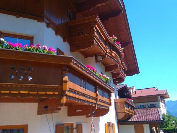 Balkon vom Ahorn