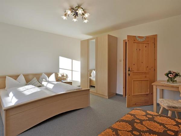 Appartement 3/4 - Schlafzimmer 1