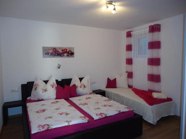 Zimmer mit Zusatzbett