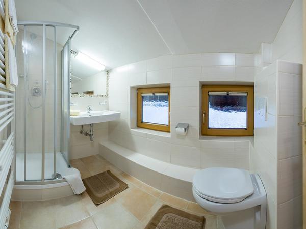 Doppelzimmer Nr.4 und Nr. 5 Panorama