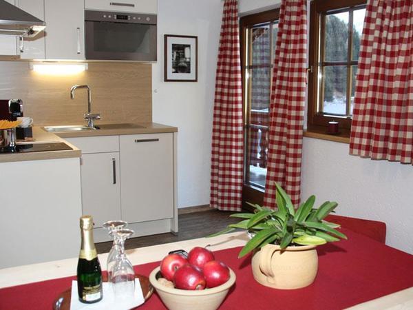 Fewo: Küche Bild 1