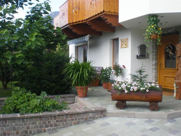 Ferienwohnung Schulz Hart Zillertal Eingangsbereic