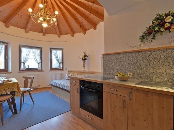 Pension Maria Dornauer, Ferienappartement Küche