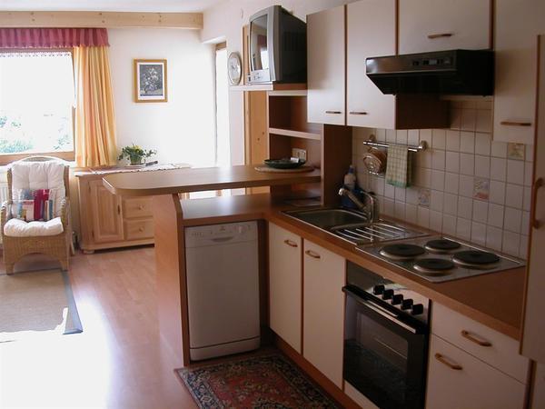 Küche FWII Rosenalm