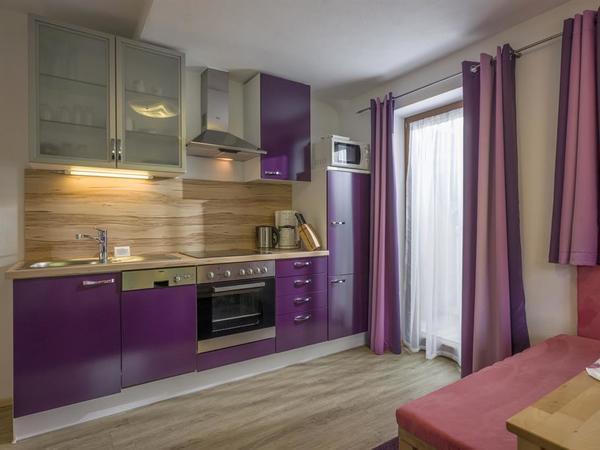 Wohnküche Wohnung Isskogelblick