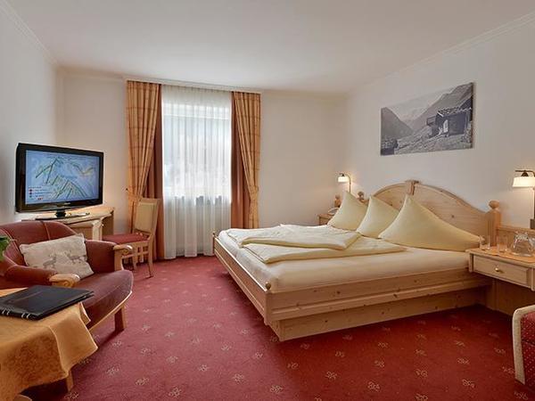 Double room type A-B hotel Glockenstuhl in Gerlos