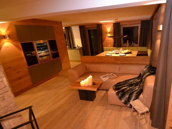 Wohnzimmer Premium Apartment