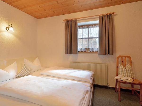Appartement 2 - Schlafzimmer