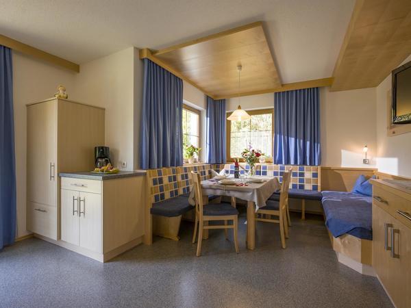 Küche Appartements Zillertalarena