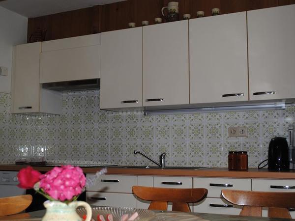 Fewo Terrasse Küche