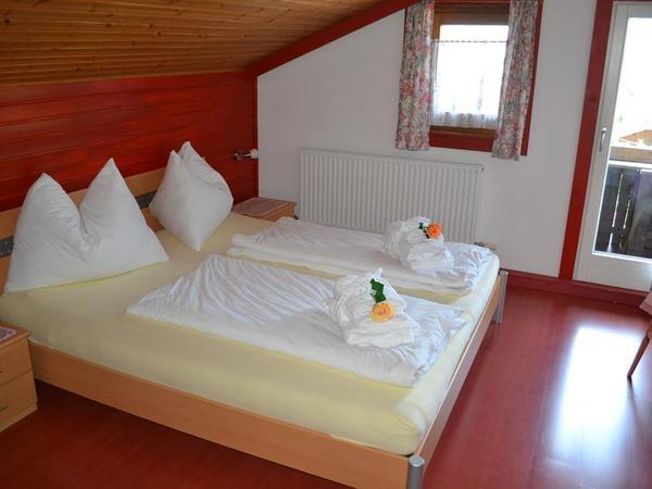 Haus Renate - Schlafzimmer