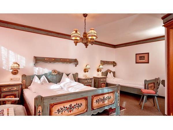 Kleines Dreibettzimmer 3