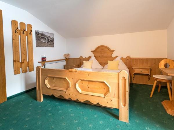 Alpenrose Doppelzimmer