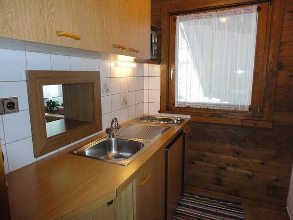 Küche zweites Appartement