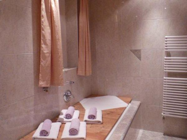 Badezimmer Dusche/WC Top 1 Hand-Badetücher 1/Wo