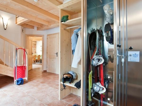 Vorraum/Garderobe