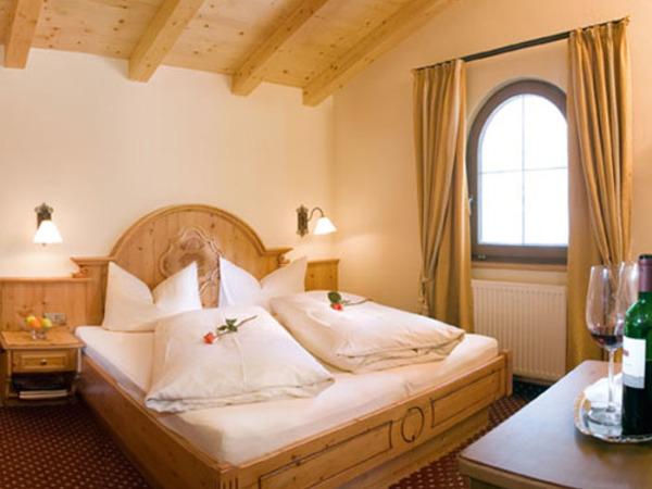 Schlafzimmer Apartment Hamberg