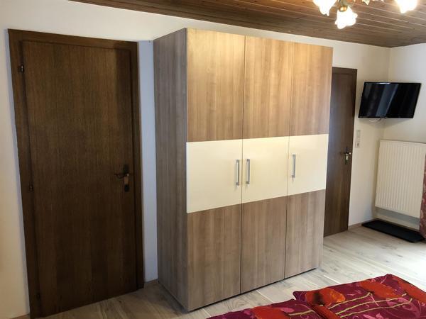 Living-sleeping room
