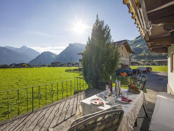 Haus Wiesengrund - Terrasse
