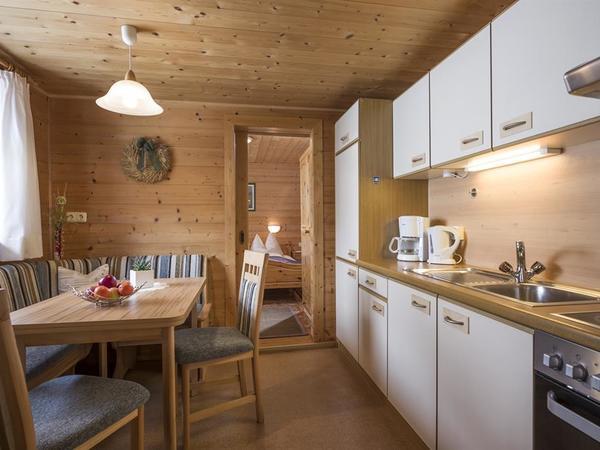 Wohnküche Appartment