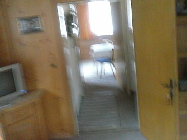 Verbindung Wohnraum/Zimmer