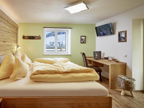Schlafzimmer Stadl Lodge
