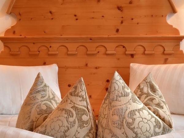 Bett-Detail