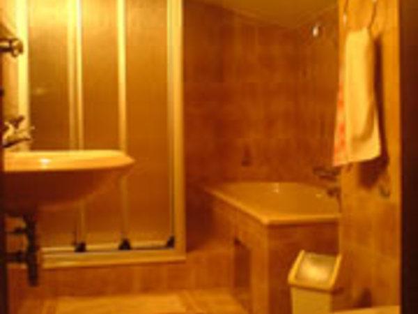 Badezimmer Einzelzimmer Nr. 14