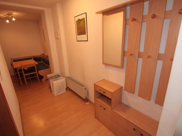 Stanzl Haus Apartment Zillertal Garderobe