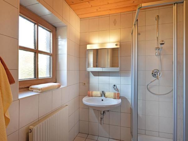 Appartement 3/4 - Badezimmer2