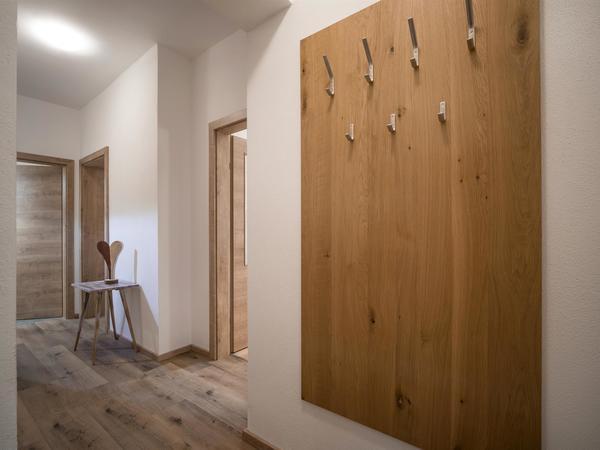 Haus Kreidl, Mayrhofen, Eingang