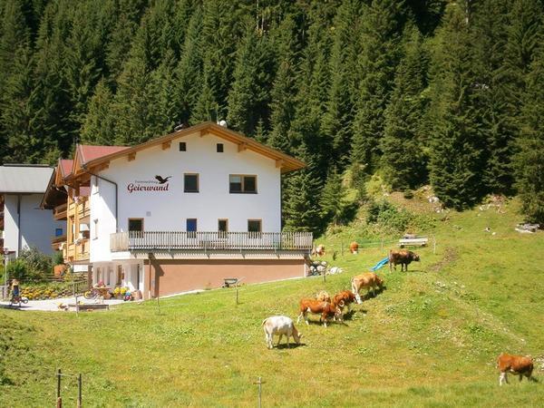Haus Taleinwärts