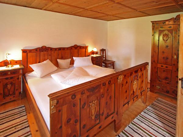 Schlafzimmer im Bauernhaus
