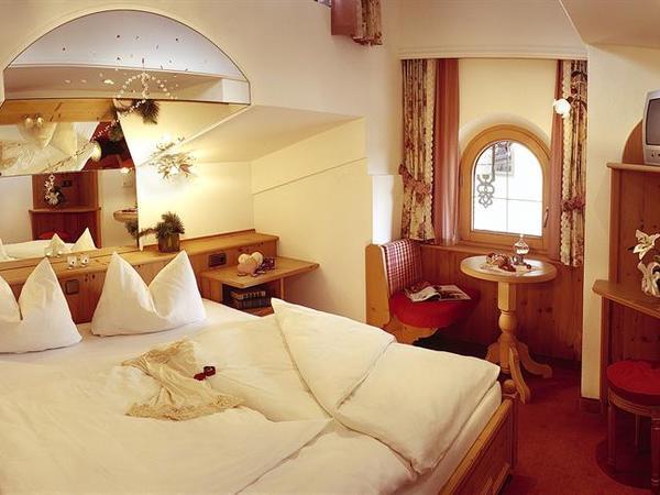 Appartement Heimat Schlafzimmer