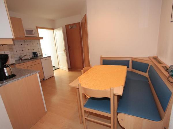 Stanzl Haus Apartment Zillertal Sitzgruppe