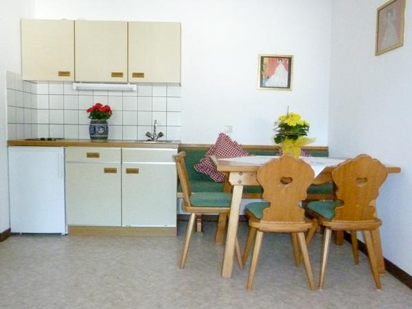Haus Zentral Küche