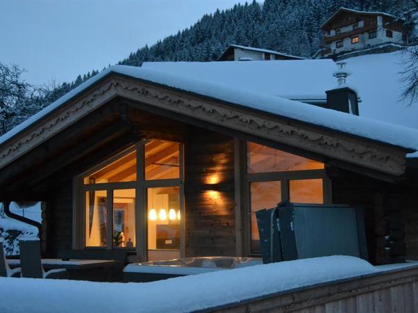Exclusive Hütte mitten im Skigebiet