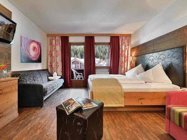 Doppelzimmer Kirchspitz