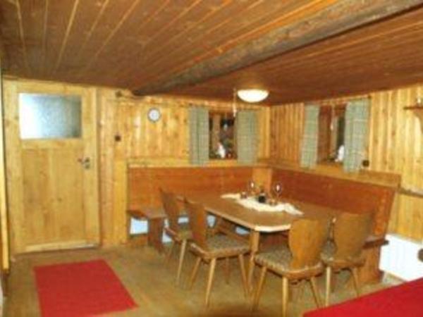 Sepplhütte - Sitzecke 1