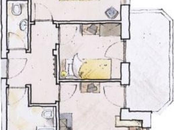 Wohnung Sonnenrösschen