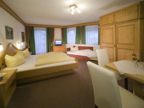 Doppelzimmer Edelweiß