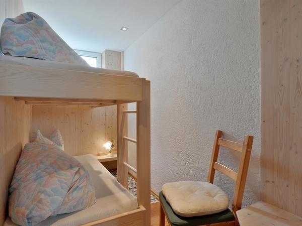 Wohnung 3 Stockbettzimmer