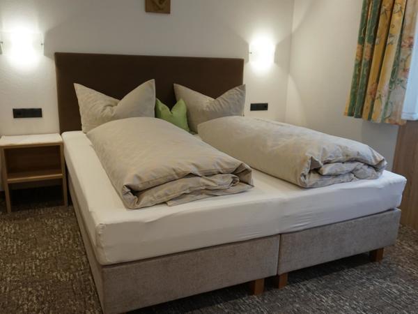 Schlafzimmer Wohn-Schlaf-Küche